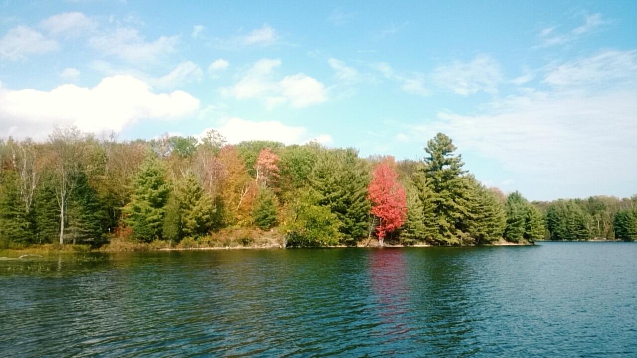 Sharbot Lake, Central Frontenac, Ontario, Canada