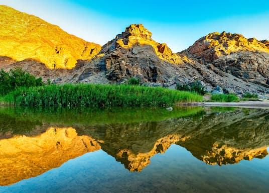 Fish River Canyon, Namibija