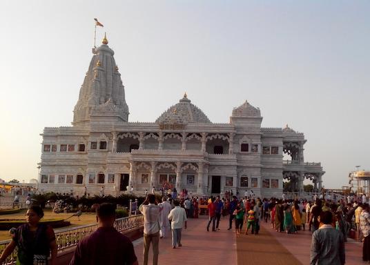 Вриндавана, Индия