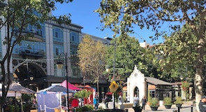 Santana Row Shopping Center
