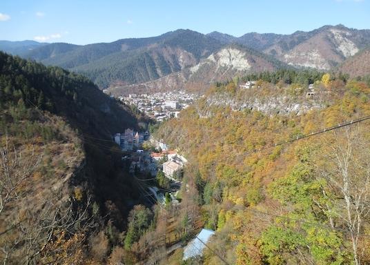 Borjomi, Gürcistan