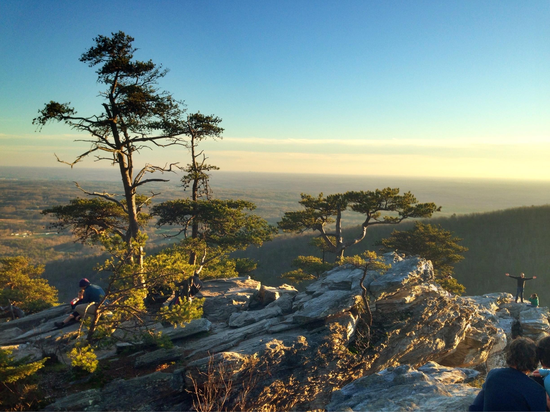 Hanging Rock State Park, North Carolina, United States of America