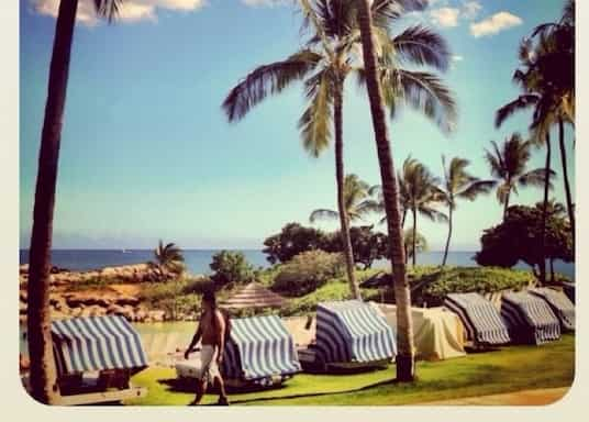Ko Olina, Hawaii, USA