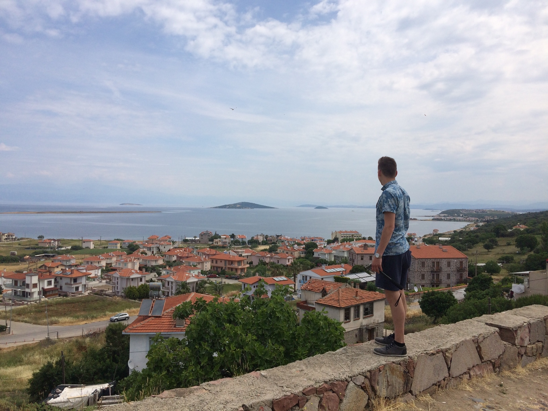 Cunda Island, Balıkesir, Türkei