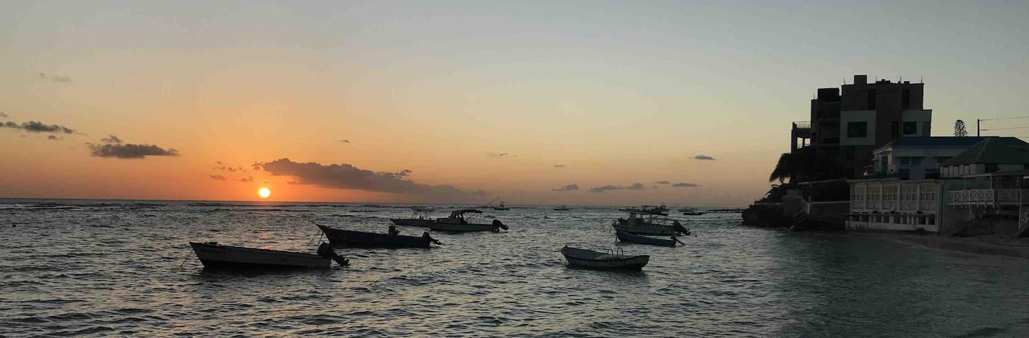 St. Lawrence Gap, Barbados