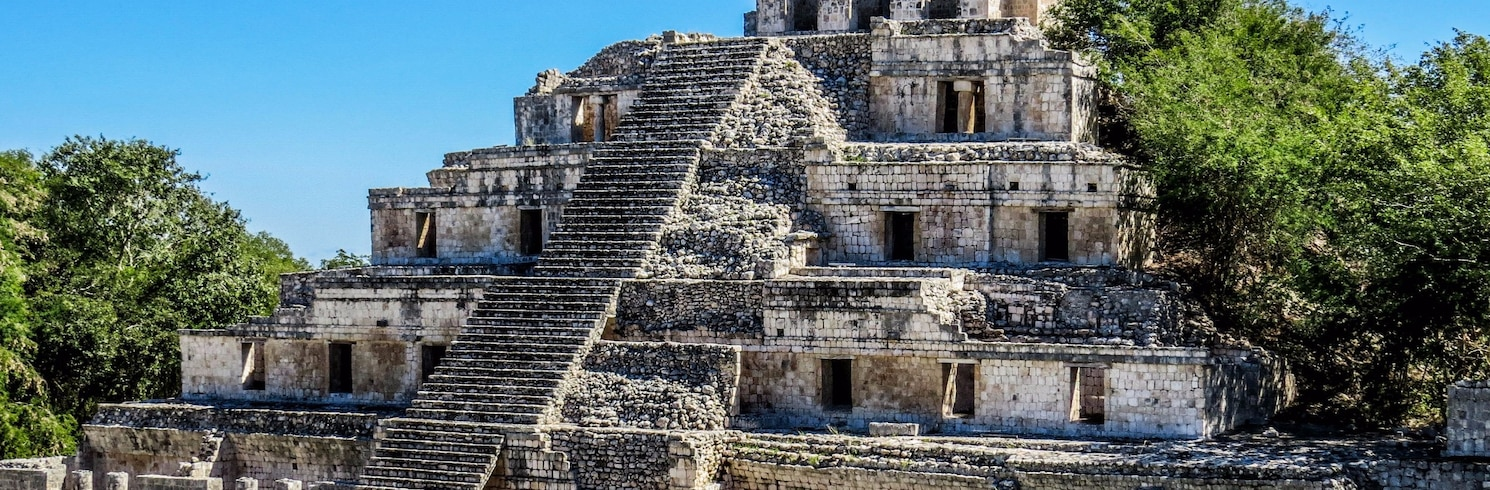 Тиксмукуй, Мексика