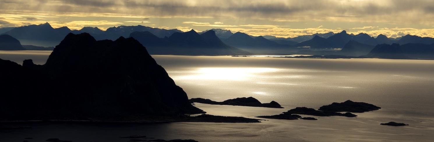 Svolvaer, Nórsko