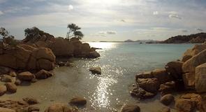 Pláž Capriccioli