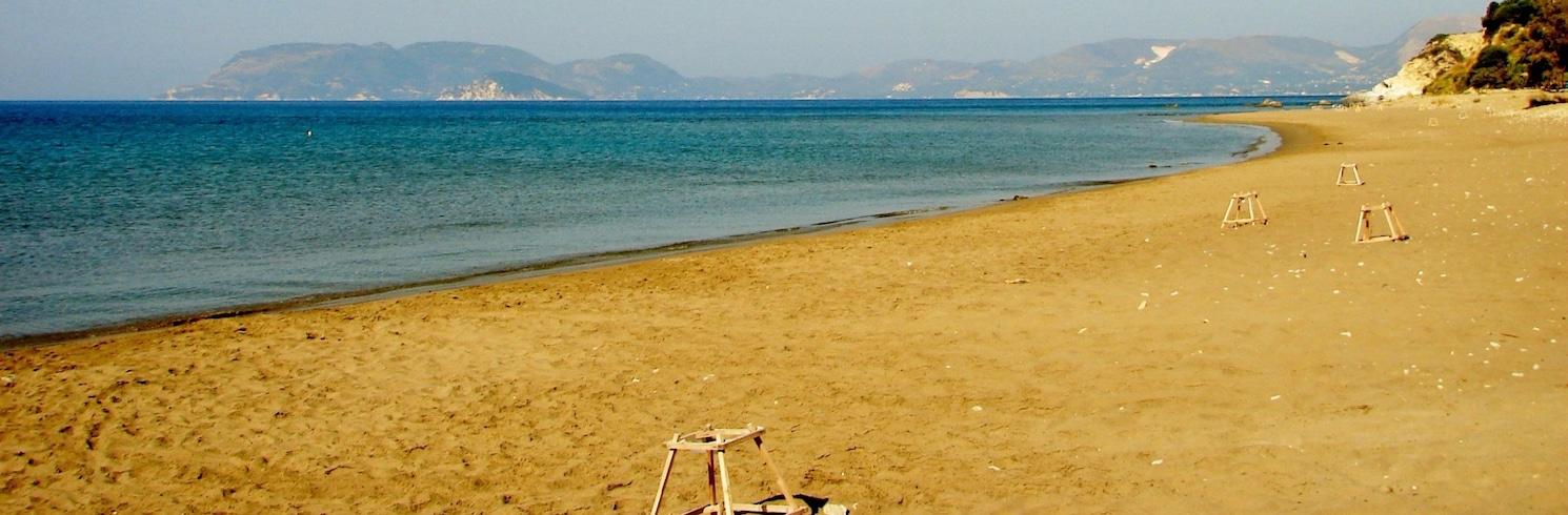 バシリコス, ギリシャ