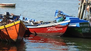 帕拉菲塔卡拉斯克拉漁業碼頭/