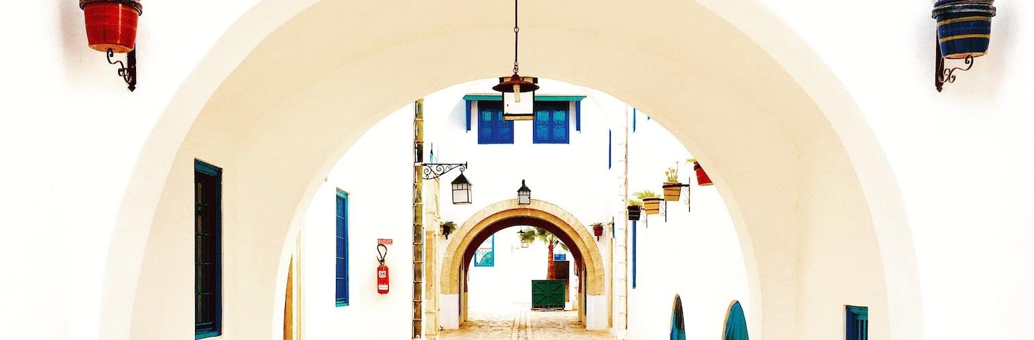 Eastern Hammamet, Tunisia