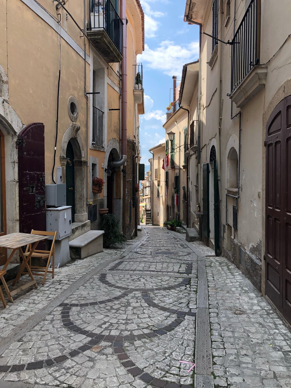 San Donato Val Di Comino, Lazio, Italy