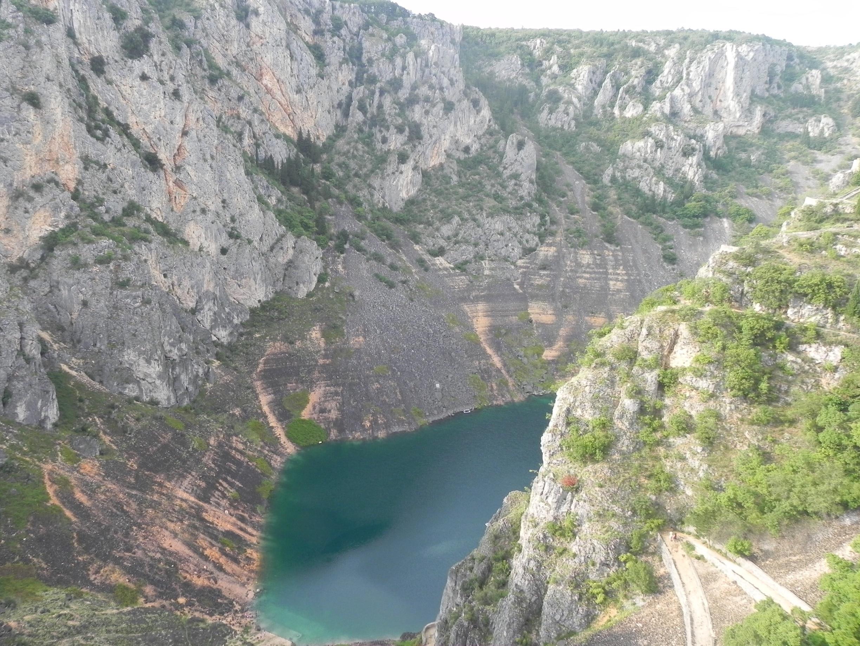 Imotski, Dalmatien, Kroatien