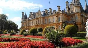 Waddesdon Manor (historické sídlo)