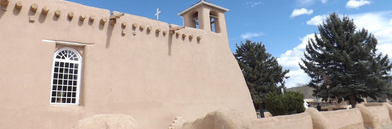 Ranchos De Taos, New Mexico, United States of America