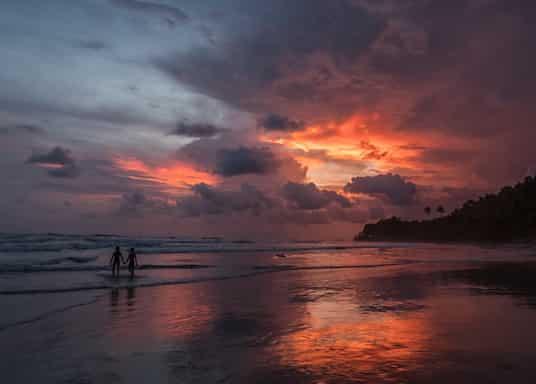 聖特雷莎海灘, 哥斯達黎加