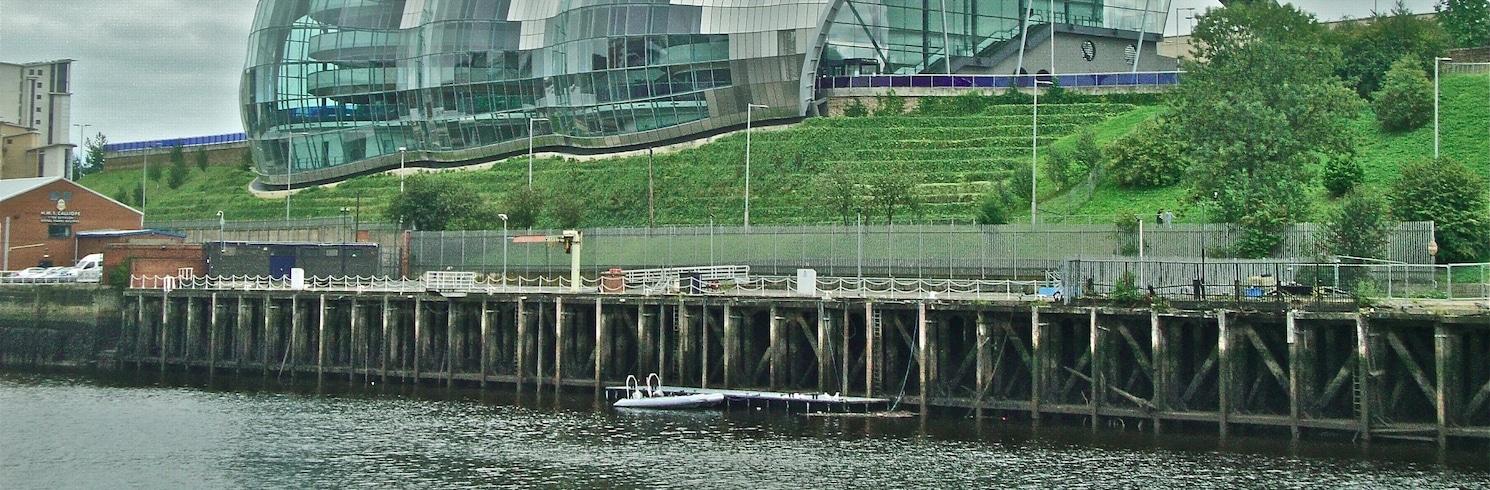 Gateshead, Großbritannien
