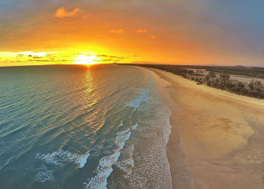 Tannum Sands, Queensland, Australien
