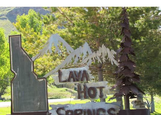 Lava Hot Springs, Idaho, Estados Unidos