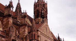 Freiburg Main Cathedral