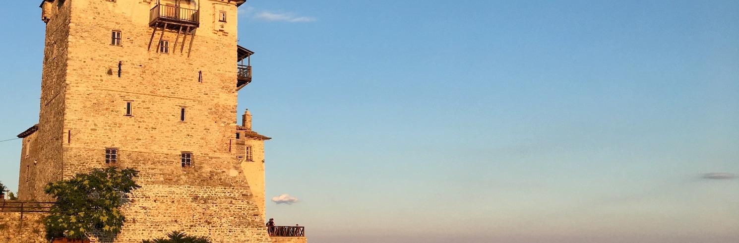 歐拉努波利, 希臘