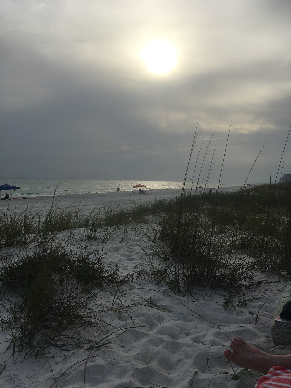 Gulf Lagoon Beach, Lower Grand Lagoon, Florida, United States of America