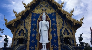Templo de Wat Rong Suea Ten