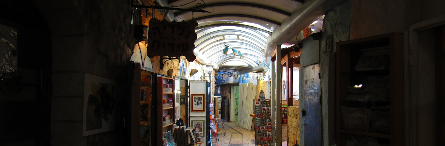 Safed óvárosa, Izrael