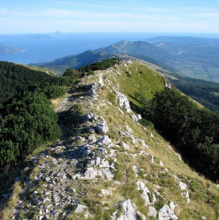 Naturpark Ucka, Primorje-Gorski Kotar, Kroatien