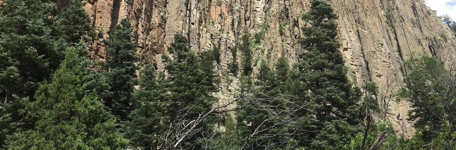 Taos (ja lähialueet), New Mexico, Yhdysvallat