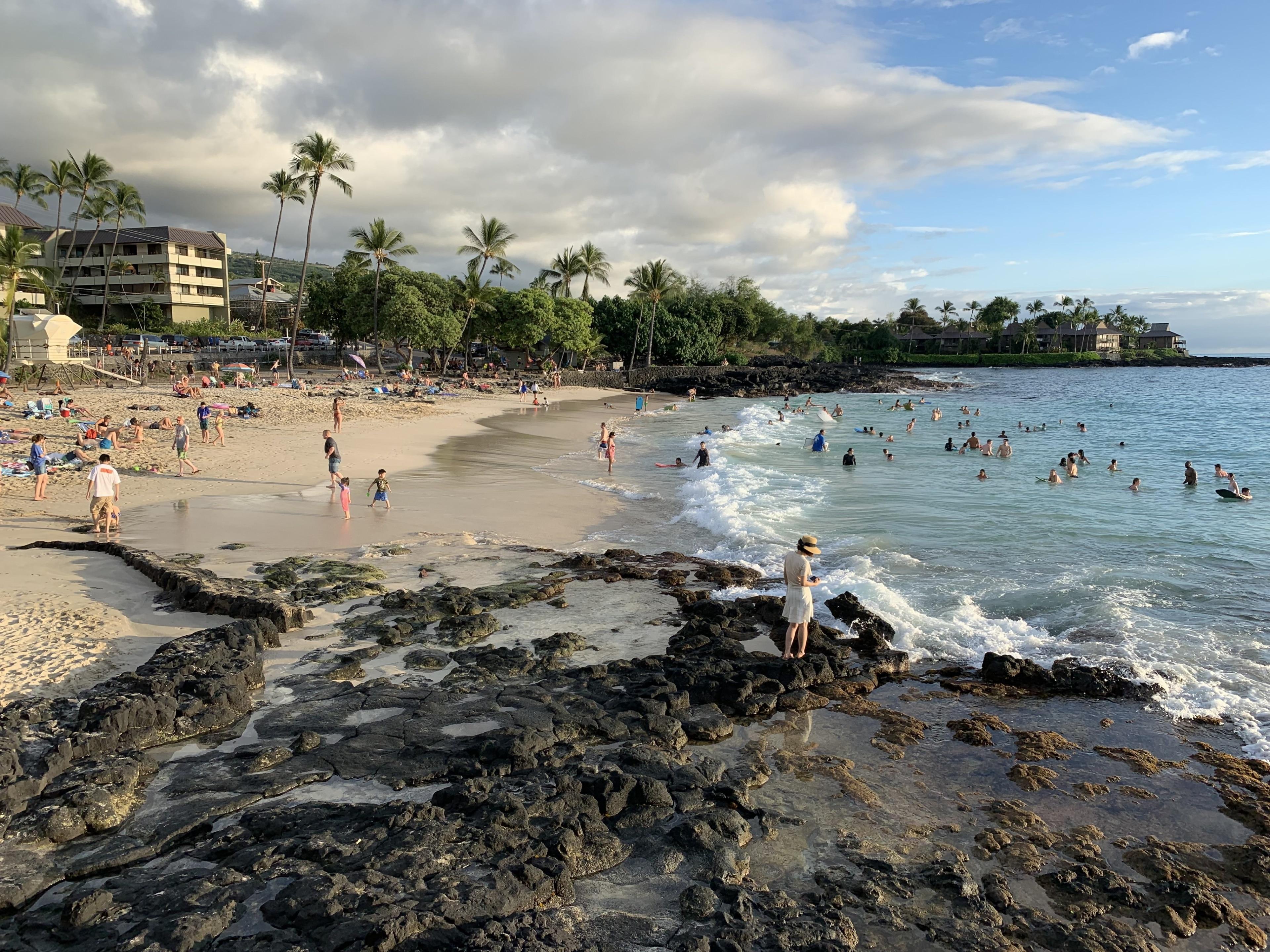 Kona Magic Sands, Kahaluu-Keauhou, Hawaii, United States of America