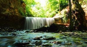 印第安倫瀑布公園