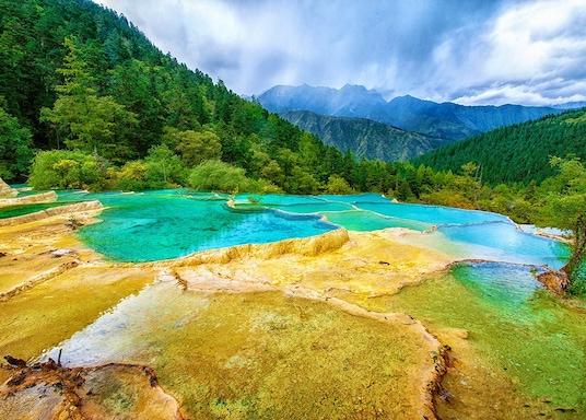 Ngawa Autonomous Prefecture, China