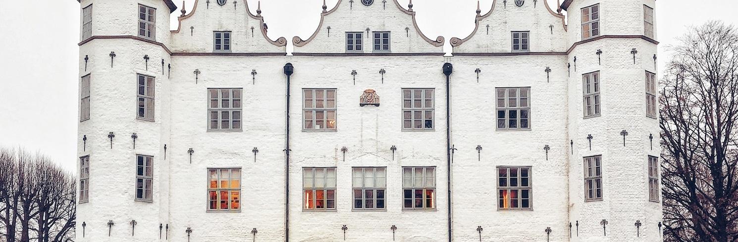 アーレンスブルク, ドイツ