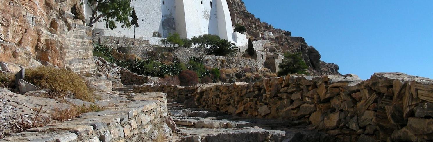 Amorgos, Hellas