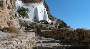Monastery of Panagia Hozoviotissa