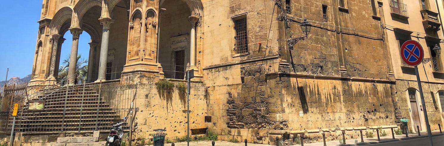 Palermo, Ítalía