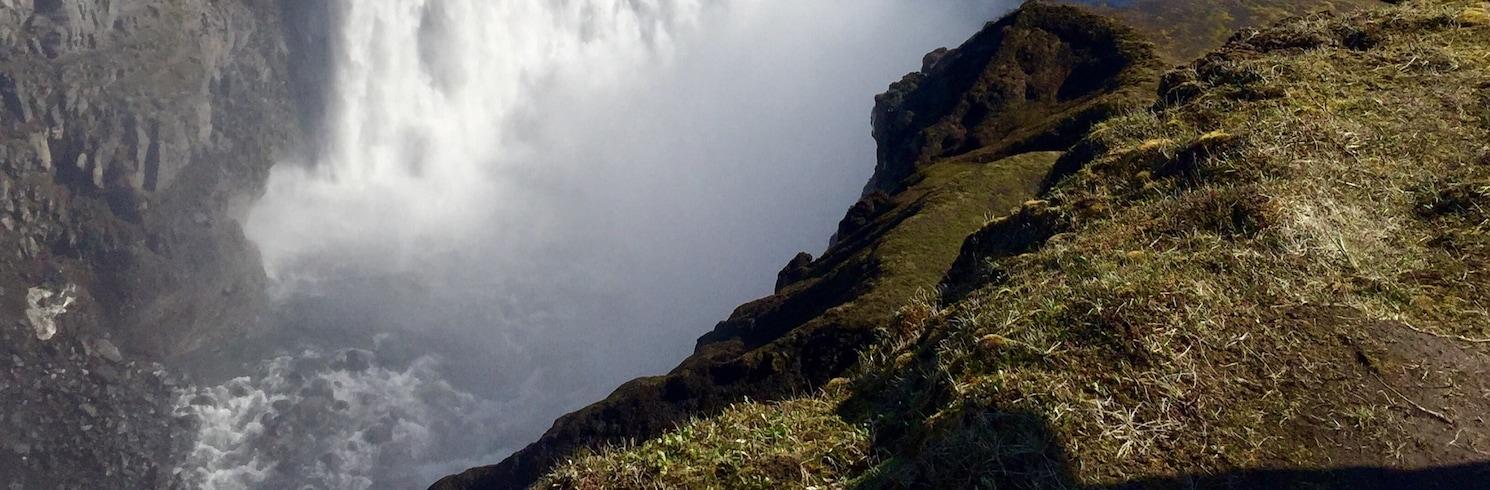 Skutustadir, Island