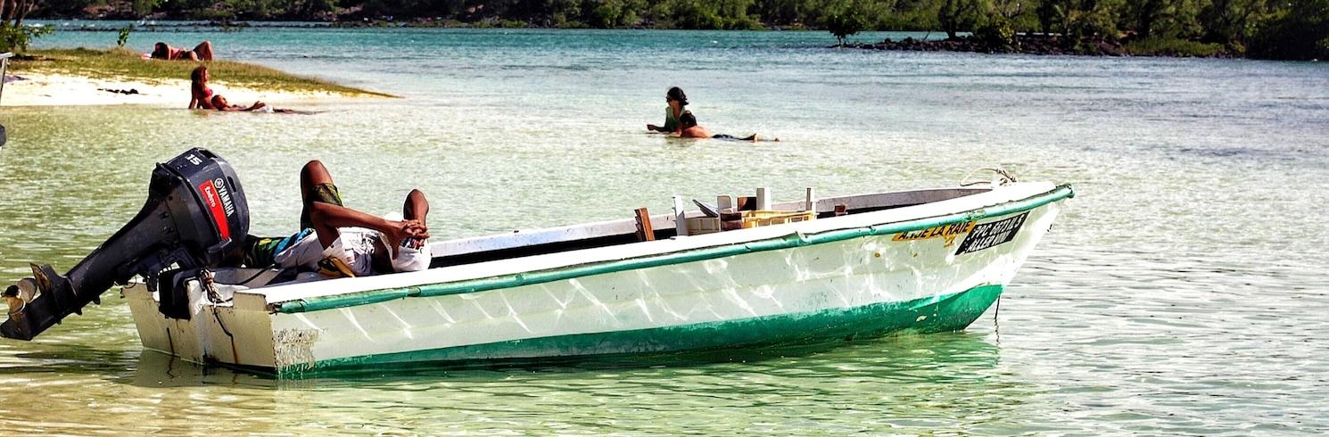 Bain Boeuf, Mauricio