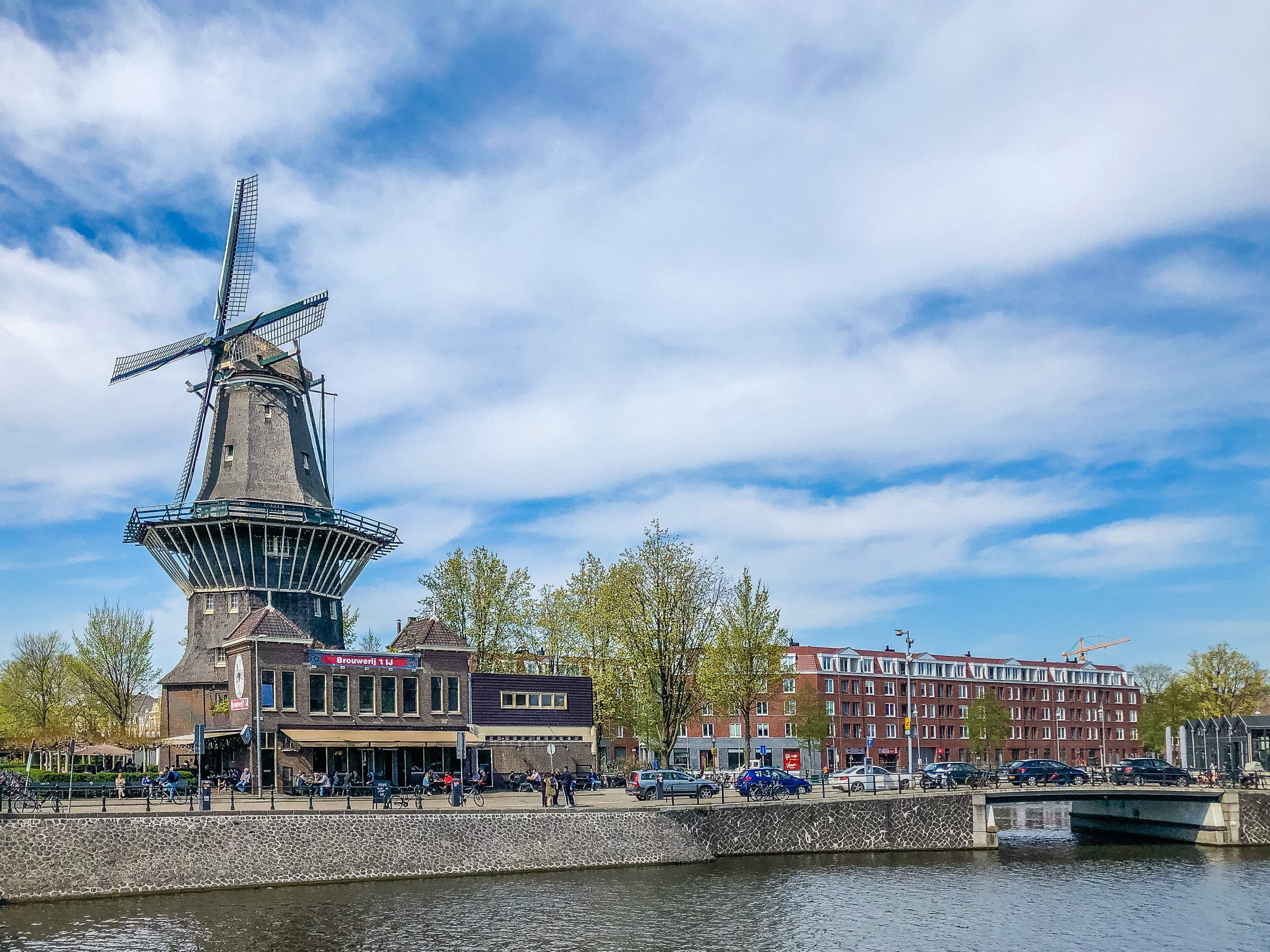 Dapperbuurt, Amsterdam, North Holland, Netherlands