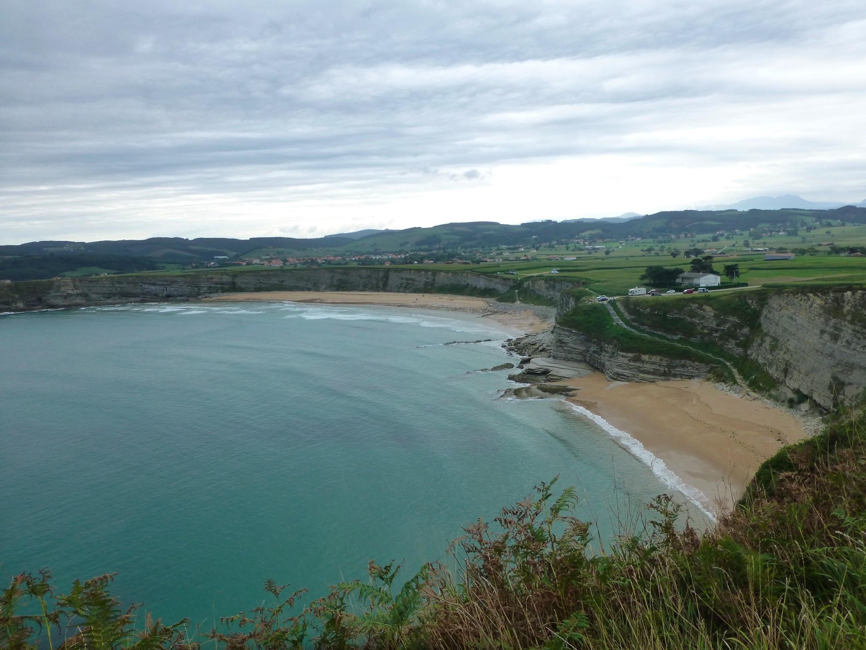 Langre Beach, Ribamontan al Mar, Cantabria, Spain