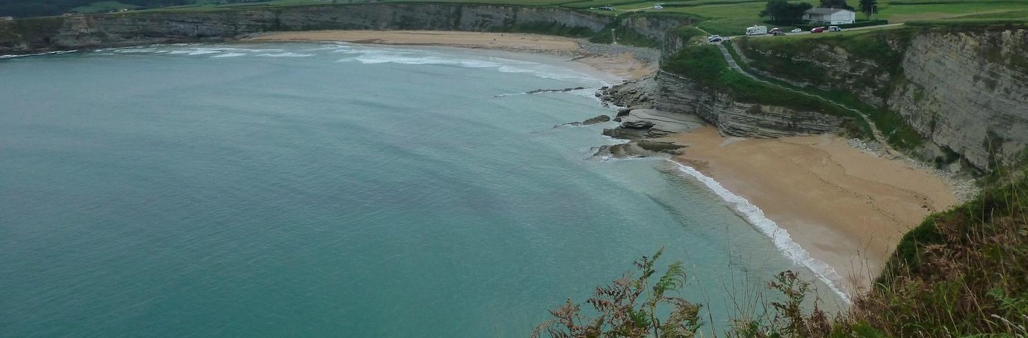 Ribamontan al Mar, Spánn