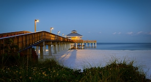 Fishing Pier Fort Myers Beach