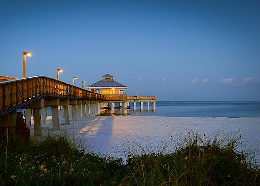 פורט מיירס ביץ', פלורידה, ארצות הברית