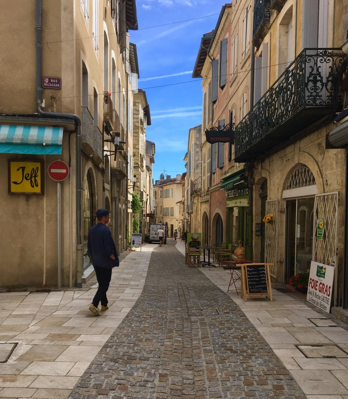 Auch, Gers, Frankreich