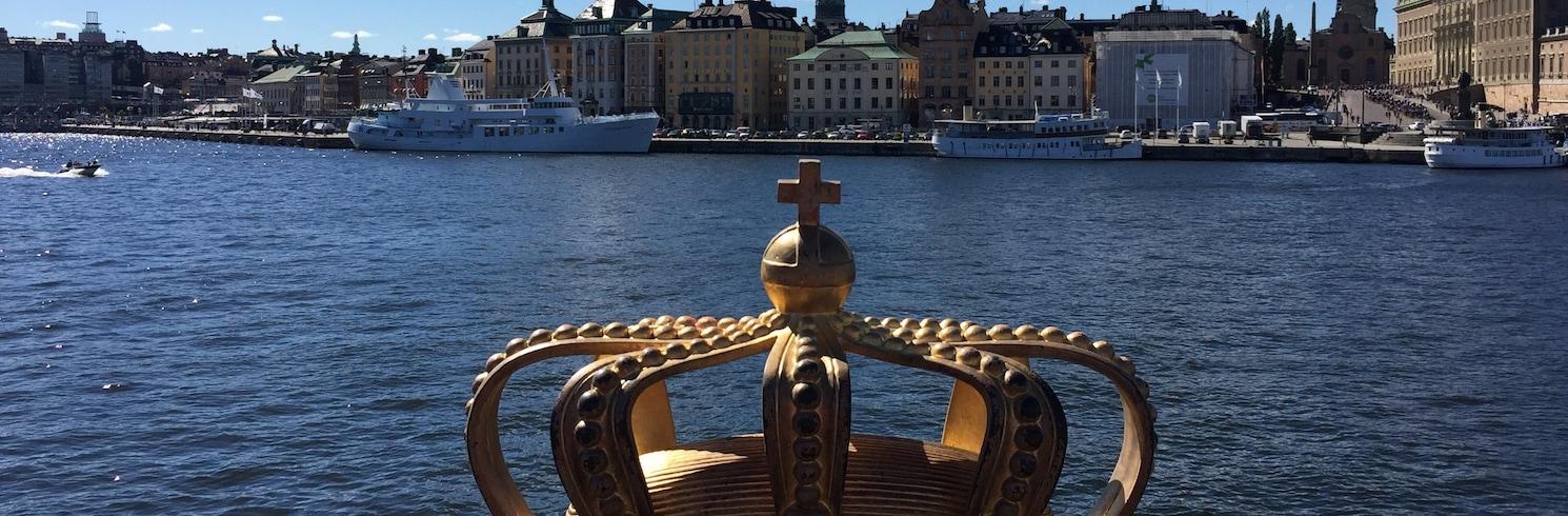 Skeppsholmen, Sweden