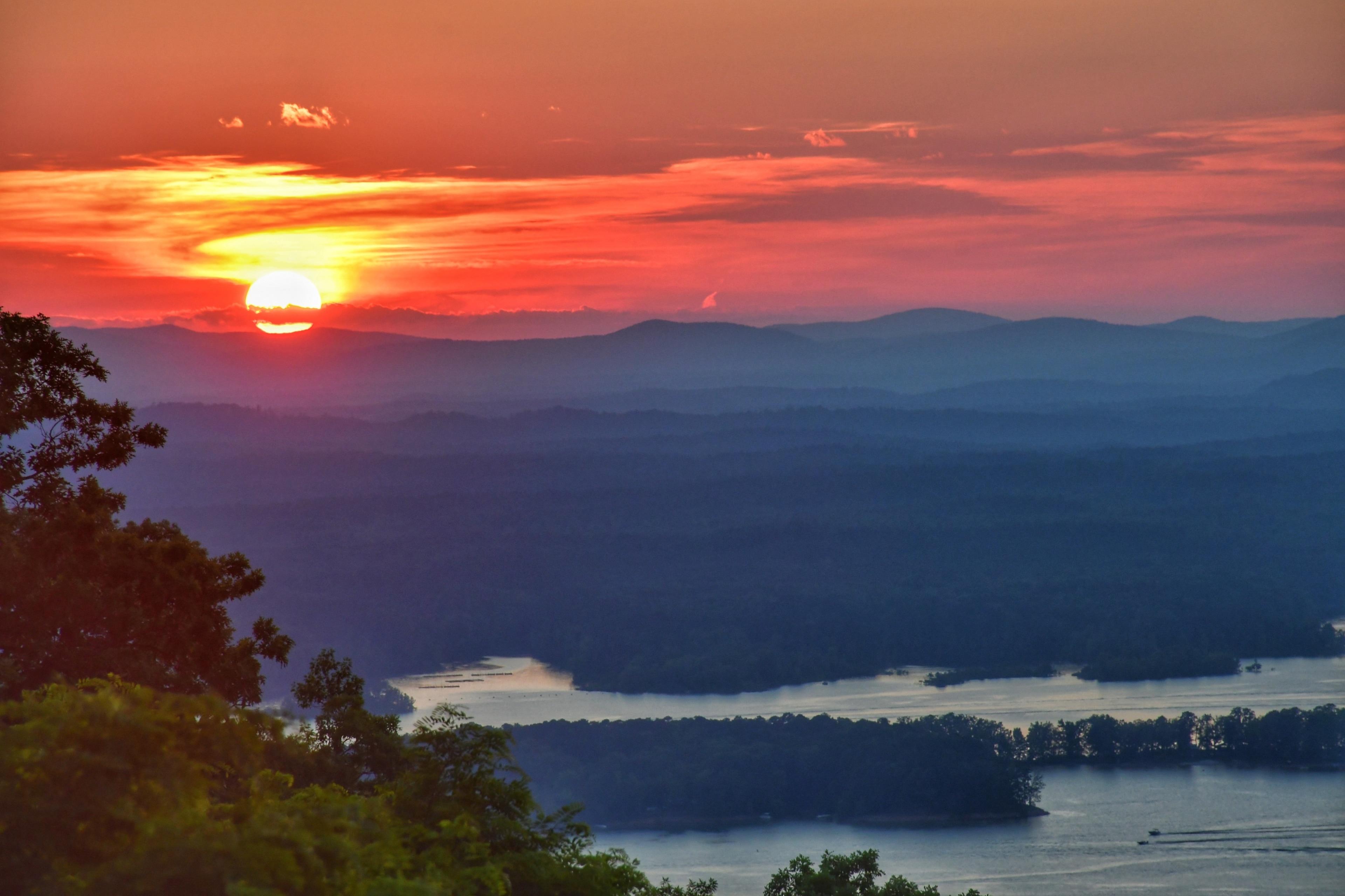 Lake Ouachita, Jessieville, Arkansas, United States of America