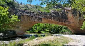 Ayres Natural Bridge State Park