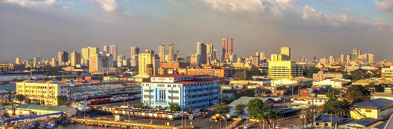 South Port District (Quận Cảng phía Nam), Philippines