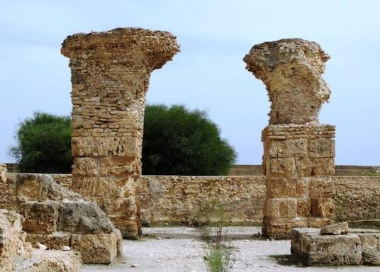 Amilcar, チュニジア